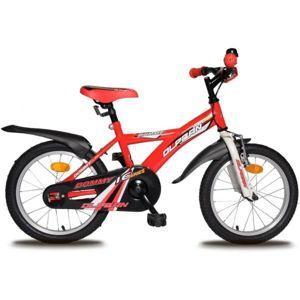 Olpran DOMMY 16 červená NS - Dětské kolo