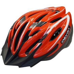 Olpran DISCOVERY červená (57 - 60) - Cyklistická helma