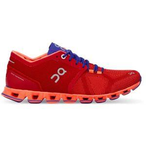 ON CLOUD X W červená 9.5 - Dámská běžecká obuv