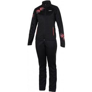 One Way ADELE JKT černá L - Dámská lyžařská bunda