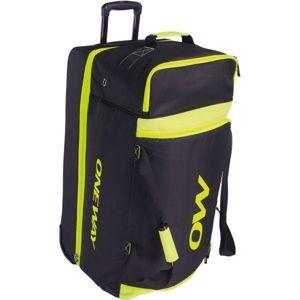 One Way PREMIO CONTAINER 115L černá NS - Sportovní taška na kolečkách