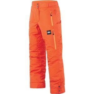 Picture MIST oranžová 14 - Dětské zimní kalhoty