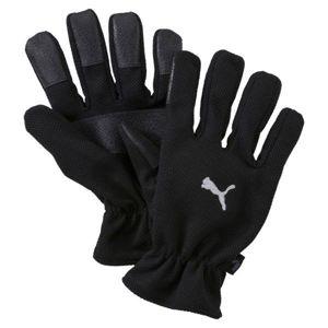 Puma WINTER PLAYERS černá 7 - Hráčské rukavice