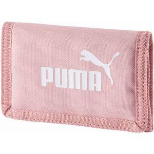 Puma PLUS WALLET světle růžová UNI - Sportovní peněženka