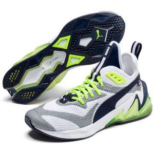 Puma LQDCELL ORIGIN TECH bílá 8.5 - Pánská volnočasová obuv