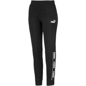 Puma AMPLIFIED PANTS FL černá S - Dámské kalhoty
