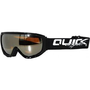 Quick ASG-067 černá  - Lyžařské brýle