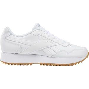 Reebok ROYAL GLIDE bílá 7 - Dámská volnočasová obuv