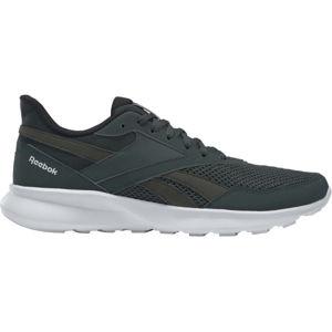 Reebok QUICK MOTION 2.0 tmavě zelená 9 - Pánská běžecká obuv