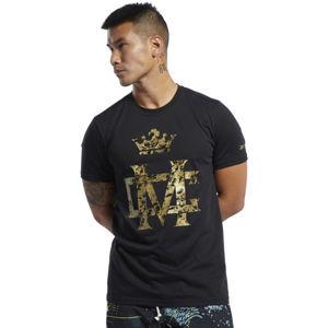 Reebok CBT CMG TEE černá M - Pánské triko