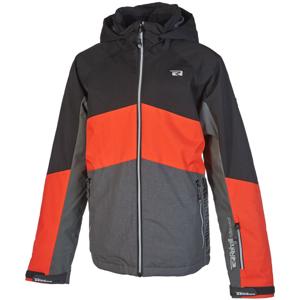 Rehall JAYDEN-R-JR černá 116 - Dětská lyžařská bunda