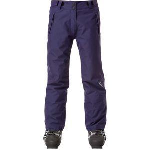 Rossignol GIRL SKI PANT modrá 10 - Dívčí lyžařské kalhoty