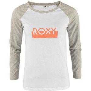 Roxy ABOUT LAST DANCE A šedá L - Dámské tričko