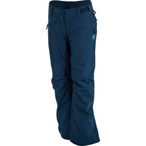 Scott TERRAIN DRYO W tmavě modrá M - Dámské lyžařské kalhoty