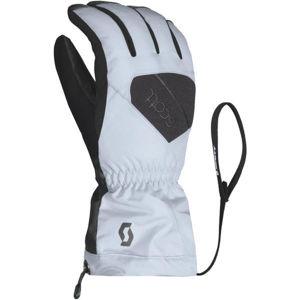 Scott ULTIMATE GTX W bílá S - Dámské lyžařské rukavice