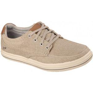 Skechers DEFINE-SODEN béžová 44 - Pánské volnočasové boty