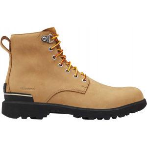 Sorel CARIBOU SIX WP MELLOW BU  11.5 - Pánská zimní obuv