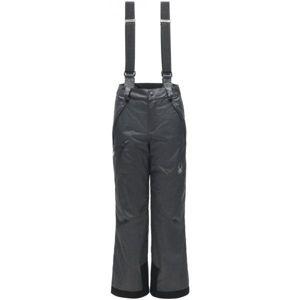 Spyder PROPULSION PANT šedá 16 - Chlapecké lyžařské kalhoty