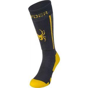 Spyder SWEEP SOCKS šedá L - Dámské ponožky