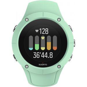 Suunto SPARTAN TRAINER WRIST HR zelená NS - Lehké multisportovní hodinky s GPS