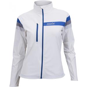 Swix FOCUS bílá S - Sportovní lyžařská bunda
