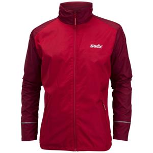 Swix TRAILS červená XXL - Všestranná lyžařská bunda