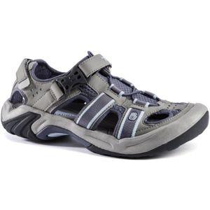 Teva OMNIUM W tmavě šedá 9 - Dámské sandály