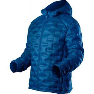 TRIMM TRAIL modrá M - Pánská sportovní bunda