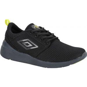 Umbro MILLBANK černá 10.5 - Pánská volnočasová obuv