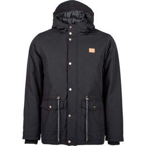 Umbro TANNEY černá XXL - Pánská zimní bunda