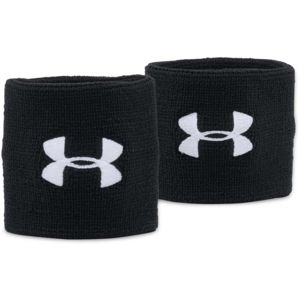 Under Armour PERFORMANCE WRISTBANDS černá UNI - Potítka