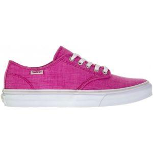 Vans W CAMDEN STRIPE růžová 9.5 - Dámské tenisky