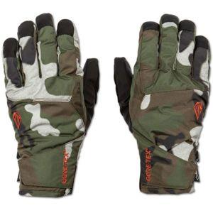 Volcom CP2 GORE-TEX GLOVE tmavě zelená XL - Pánské rukavice