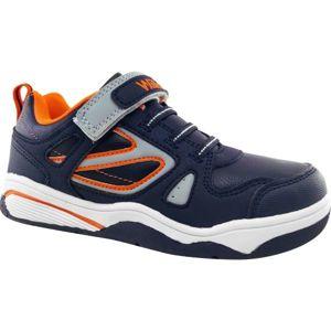 Willard RUSPY tmavě modrá 25 - Dětská volnočasová obuv