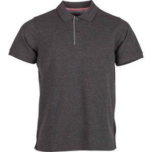 Willard EVAN tmavě šedá XXXL - Pánské triko