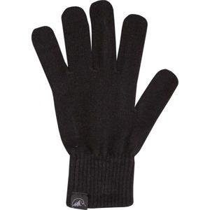 Willard JAYA černá XS/S - Pletené rukavice