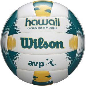 Wilson AVP HAWAII VBALL modrá NS - Volejbalový míč