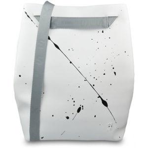 XISS SPLASHED WHITE CITY bílá UNI - Dámský batoh
